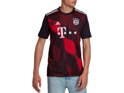 Dres adidas FC Bayern Munchen 3rd 2020/21 venkovní