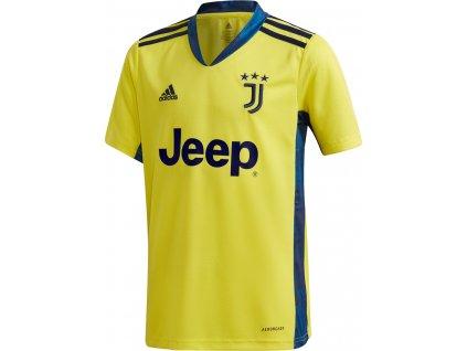 Dětský brankářský dres adidas Juventus FC 2020/21