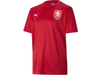 Dětský dres Puma Česká republika 2020/22 domácí