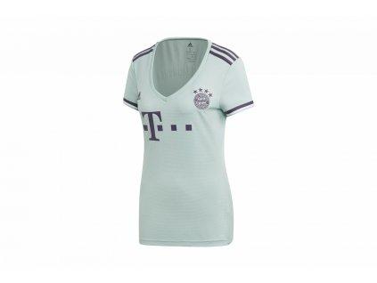 Dámský dres adidas FC Bayern Mnichov 2018/19 venkovní (Velikost XXL)