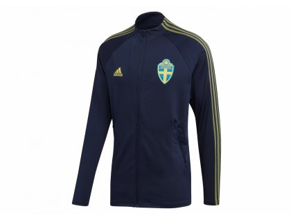 Mikina adidas Sweden Anthem (Velikost L)