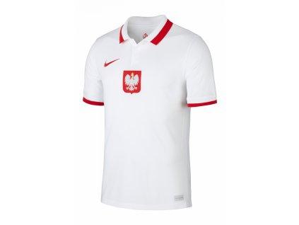 Tričko Nike Polsko Breathe Stadium 2020 domácí (Velikost L)