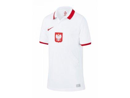 Tričko Nike Polsko Breathe Stadium 2020 domácí Junior (Velikost L)