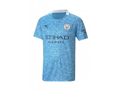 Dětský dres Puma Manchester City 2020/21 domácí (Velikost 176)