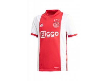 Dětský dres adidas Ajax Amsterdam 2020/21 domácí (Velikost 128)