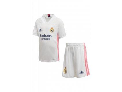 Dětský komplet adidas Real Madrid CF 2020/21 domácí