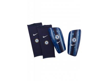 Chrániče Nike Mercurial Lite Chelsea FC (Velikost L)