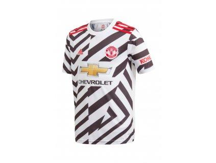 Dětský dres adidas Manchester United FC 2020/21 venkovní (Velikost 176)