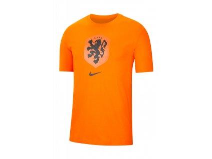 Tričko Nike Holandsko Tee Evergreen Crest (Velikost L)