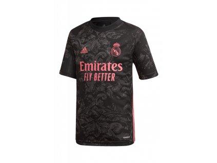 Dětský dres adidas Real Madrid CF 2020/21 venkovní