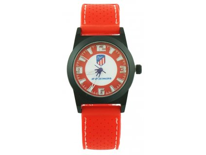 1114745 hodinky atletico madrid elegant cervene
