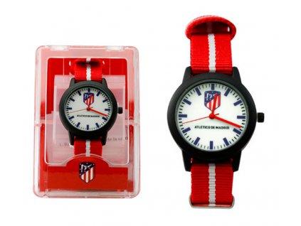 1114844 hodinky atletico madrid fc stripe