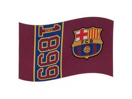 1116245 vlajka fc barcelona since 152 x 91 cm