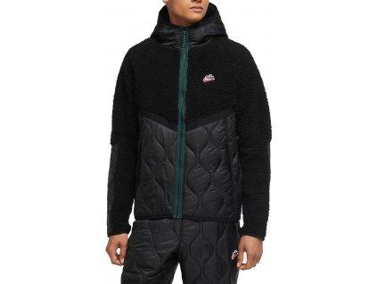 Bunda s kapucí Nike Sportswear Heritage
