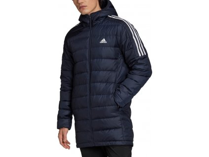 Bunda s kapucí adidas Essentials Down
