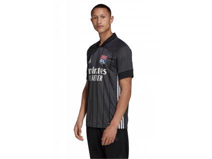 Dres adidas Olympique Lyon 2020/21 venkovní (Velikost L)