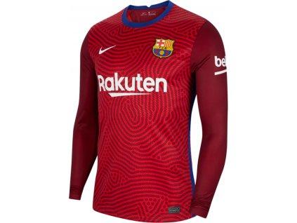Dětský brankářský dres Nike FC Barcelona Stadium 2020/21