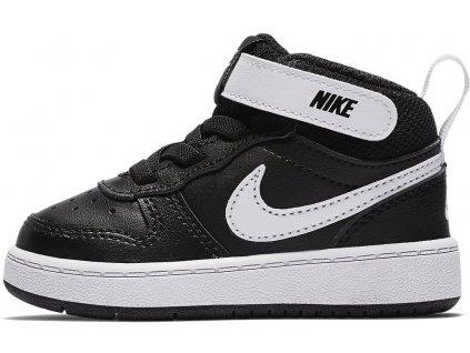 Dětská obuv Nike Court Borough Mid 2