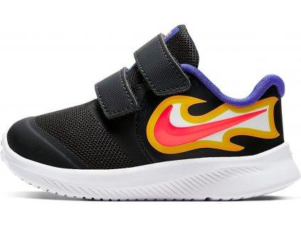 Dětská obuv Nike Star Runner 2 Fire