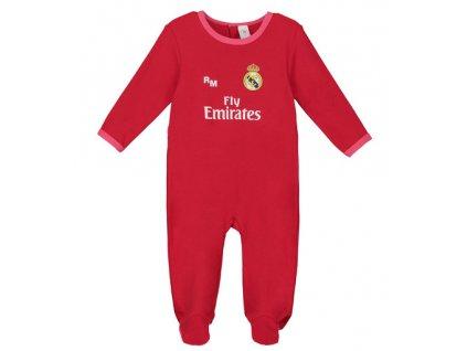 Dupačky Real Madrid červené