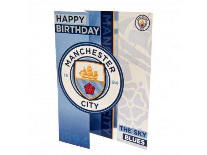 Narozeninové blahopřání Manchester City
