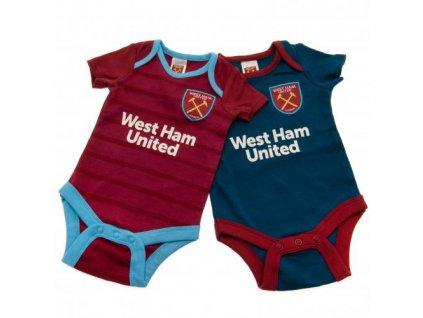 Sada kojeneckých body West Ham United 2ks BL