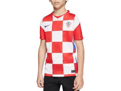 Dětský dres Nike Chorvatsko Stadium 2020 domácí