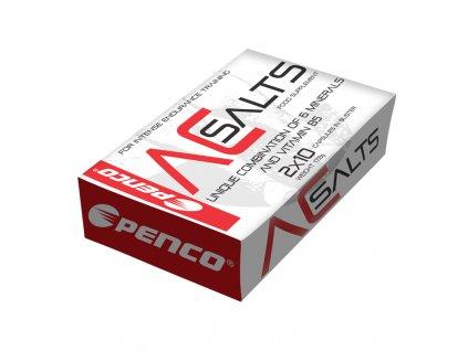 PENCO Minerály proti křečím AC SALTS 2x10 tob. v blistru (Počet tablet/porcí 20)