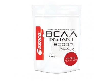 PENCO Aminokyseliny BCAA INSTANT 8000 Třešeň, 330 g (Počet tablet/porcí 30)