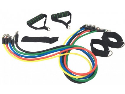Expander Set posilovací gumy