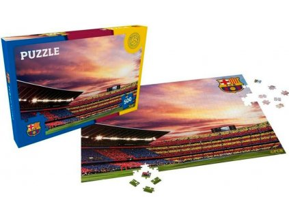 1144520 puzzle 500 fc barcelona camp nou