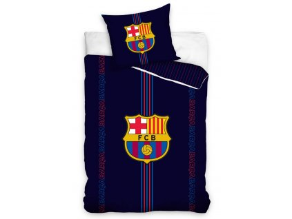 1150004 povleceni fc barcelona 19 navy 140 200 70 90 cm