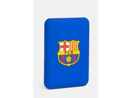 1150184 powerbanka fc barcelona 5000 mah blue