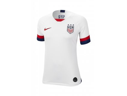 Dámský dres Nike USA Stadium 2019 domácí (Velikost XS)