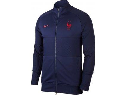 Pánská mikina Nike Francie Strike Anthem