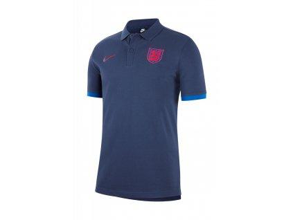Triko Nike Anglie Polo (Velikost XXXL)