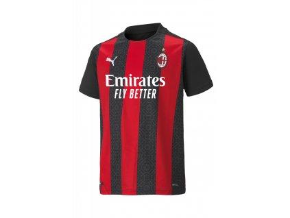 Dětský dres Puma AC Milan Replica 2020/21 domácí