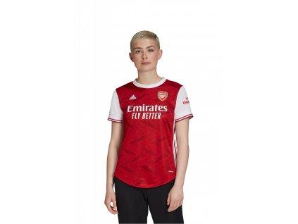 Dámský dres adidas Arsenal FC 2020/21 domácí (Velikost XS)