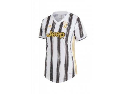 Dámský dres adidas Juventus FC 2020/21 domácí (Velikost XXL)