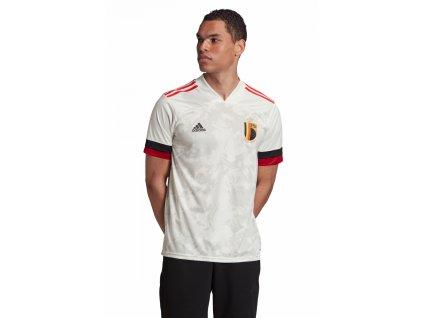 Dres adidas Belgie 2018 venkovní (Velikost XXXL)