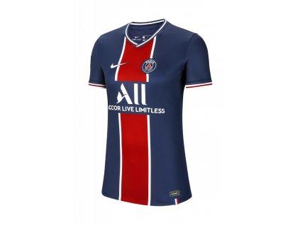 Dámský dres Nike Paris Saint-Germain Stadium 2020/21 domácí (Velikost XS)