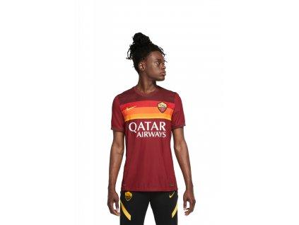 Dres Nike AS Roma Vapor 2020/21 domácí (Velikost XS)