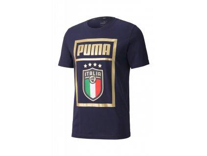 Triko Puma Italy DNA Tee