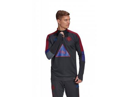 Tréninkový top adidas Manchester United FC Human Race