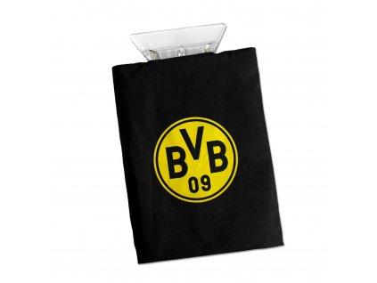 Škrabka na auto Borussia Dortmund s rukavicí