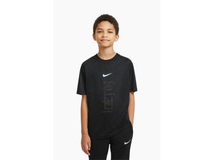 Dětské triko Nike Dry Top SS KYLIAN MBAPPE (Velikost XS)