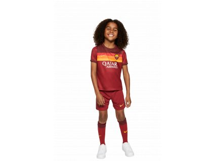 Fotbalový set Nike Roma Breathe Kit Home Little Kids (Velikost XS)