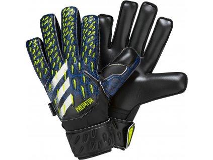 Dětské brankářské rukavice adidas Predator 20 Match Fingersave