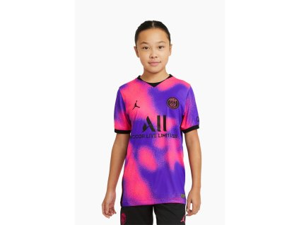 Dětský dres Paris Saint-Germain Stadium 2020/21 venkovní