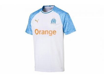 Pánský dres Puma Olympique de Marseille 2018/2019 domácí